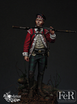 FeR Miniatures - Grenadier 71st foot, Fraser's Highlanders, 1780