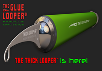 Creative Dynamics - The Thick Glue Looper Applicator for Thick Glues