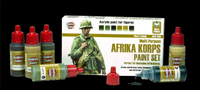Andrea Miniatures - DAK Paint Set