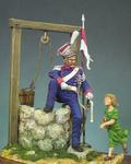 Andrea Miniatures: The Napoleonic Wars - Polish Lancer