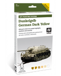 Vallejo - Model Air - AFV German Dark Yellow Paint Set