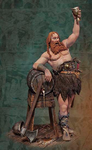 Andrea Miniatures: The Vikings - Prosit!, Viking Warrior, 900 AD