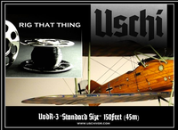 Uschi van der Rosten Standard Rigging - BACK IN STOCK
