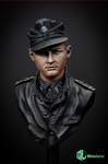 MJ Miniatures Tiger Ace in Normandy, 'Michael Wittmann'