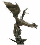 Andrea Miniatures: Warlord Saga - Winged War Dragon