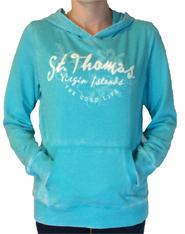Rhonda Hibiscus Sweatshirt