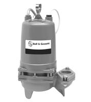 Bell & Gossett 2DWC Sump Pump