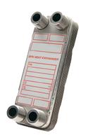 BP400-40 Bell & Gossett Brazed Plate Heat Exchanger