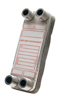BP410-40-LCA Bell & Gossett Low Cost ASME Heat Exchanger