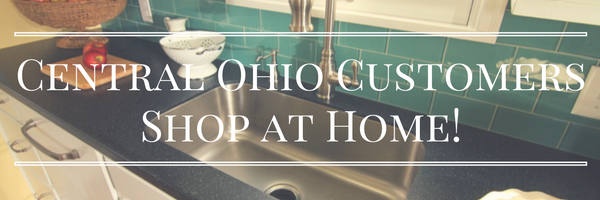 Central Ohio Customers Shop at Home