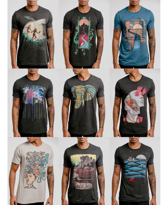 New Men's Items Available NOW