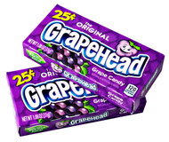 Grapehead Grape Head Candy 1 box 24 units