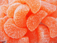 Gummi Slices Orange Case (31 Pounds)