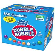 Gumballs Assorted Dubble Bubble Case (15 Pounds)