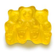 Gummy Bears Mango Yellow 2.5 Pounds