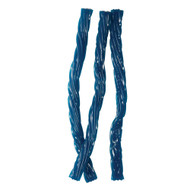 Kenny's Twists Blue Razberry Licorice Candy 1 Pound