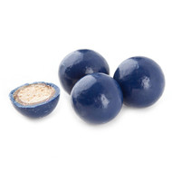 Malted Milk Balls 2.5 Pounds  Navy Blue