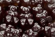 Gummy Bears Black Cherry 5 Pounds