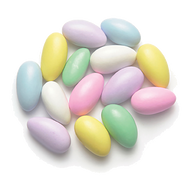 Jordan Almonds Assorted 2.5 lbs