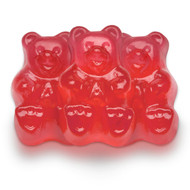 Gummy Bears Strawberry 2.5 Pounds