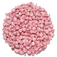 Wrapped Hard Candy Light Pink Watermelon Flavor 2.5 Lbs