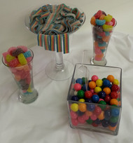 CandyLand Candy Table Serves 25 to 35 Guests Rainbow Candy Theme Buffet