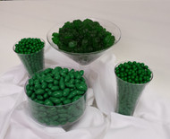 Dark Green Candy Buffet Kit Serves 25 to 35 People Candy Station