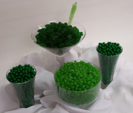 Green Candy Station Kit Serves 25 to 35 Guests Candy Buffet Arrangement
