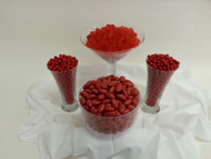 Red Candy Table Serves 25 to 35 Guest - Candy Buffet Arrangement