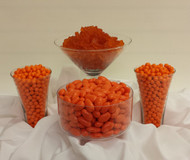 Orange Candy Bar Kit Will Serve 25 - 35 Guests Candy Station