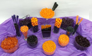Halloween Candy Bar Kit Will Serve 120-160 Guests Candy Buffet