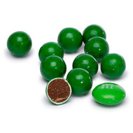 Sixlets Candy Coated Chocolate Dark Green 2 Pounds