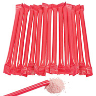 Sugar Candy Straws Red 240 Count Cherry Flavor