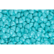 Candy Heart Sweet Shape Light Blue 2lbs