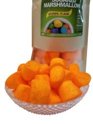 Marshmallows Orange (Sugar Coated) 2 Pounds
