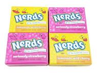 Nerds Mini Boxes Lemonade Wild Cherry & Strawberry 2lb