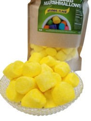 Marshmallows Yellow (Sugar Coated) 2 Pounds