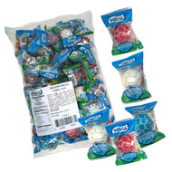 Soccer Balls Bubble Gum 60 Count Bag