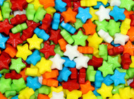 Assorted StarzMania 2 pounds Bulk Stars Shaped Candy