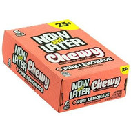 Now And Later Candy 1 Pack Pink Lemonade