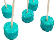 Marshmallow Cake Pops- Teal/Tiffany Blue 50 Count