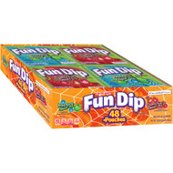 Wonka Fun Dip 12 Packs / 48 Count - 1 Case