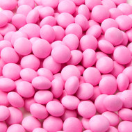 Gourmet Chocolate Mints Hot Pink 1.75lbs Bulk