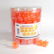 Cube Pops Orange 100 Count