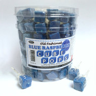 Cube Pops Blue 100 Count