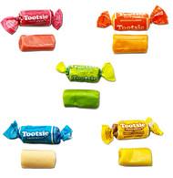 Tootsie Rolls Assorted Flavors 2.25 lbs Bulk
