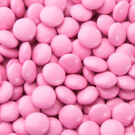 Chocolate Buttons Pink 2.2 Pounds
