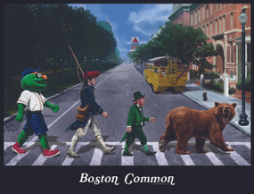 Boston Common T-shirt (Youth)