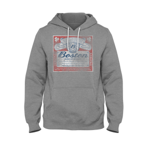 "(HOODIE) BOSTON ""KING OF SPORTS"""