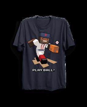 PLAY BALL! BOS (YOUTH T-SHIRT)